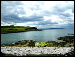 Rathlin Bay by younghappy
