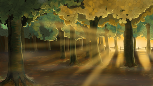 Forest by xmellulahx