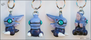 Jupiter Djinn Charm by MaryCapaldi