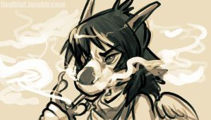 Smokey by Lindblut