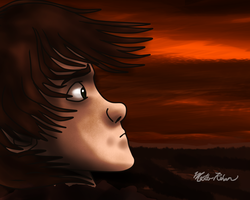 Hiccup and the Soup Bowl 1 by masterrohan