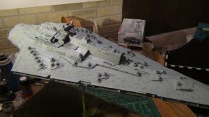 BELLATOR CLASS STAR DESTROYER COMPLETED 8 by THE-WHITE-TIGER