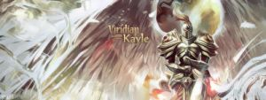 Kayle - League of Legends Sign by MuRiKbr