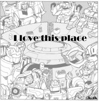 I love this place by kakjelly