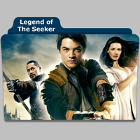 Legend of the Seeker tv icon by speakingsoul