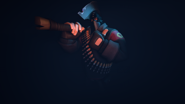 The Executioner by thebronestbrone