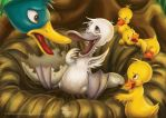 The Ugly Duckling 2 by RosieVangelova