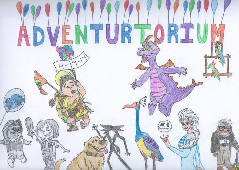 Adventurtorium Release Date Banner by SweetL3w