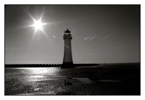 lighthouse. by CuthbertMcNasty