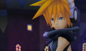 Neku KH DDD .:ID:. by Blue-Shine-Star
