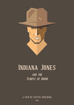 Indiana Jones: redesign by Leinnon