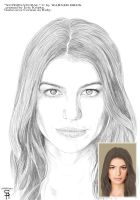 Genevieve Cortese | line art by noctemus
