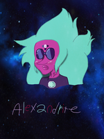 Alexandrite by Helkie-three