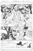 Masters of the Universe 8 She Ra pg 7 pencils by DrewEdwardJohnson