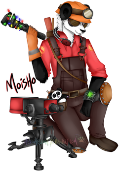 Paypal Commission - Engi Moisho by NekoMellow