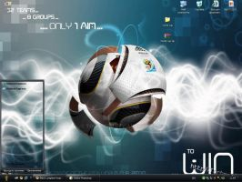 Theme ' World Cup 2010 ' by tochpcru