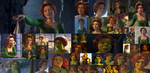 Collage - Princess Fiona by CatGal15