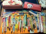My Kawaii Pencil Collection by Corselia