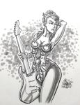 10 USD commission Teela by chachaman