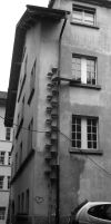 Up the stairs by dr-snoggle