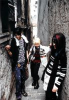 + Photoshoot: Visual Kei 19 by sanodesign