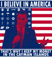 Romney the Patriot by Party9999999