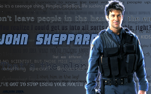 John Sheppard Widescreen 01 by Haliyah