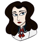 Elizabeth: Burial at Sea (Transparent) by Rebecca-Bear7