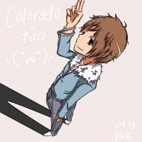 Colorado-Tan by YukiYijiKusakabe