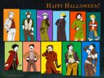 HAPPY HALLOWEEN 2011 by FerioWind
