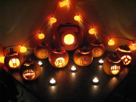 The Lanterns by Olivias-Atelier