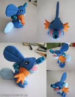 Mudkip Pipe by AstralBeast