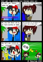 Interview with Ash Ketchum by TrebleChibi