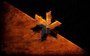 My logo -  Fiery by anmarwal