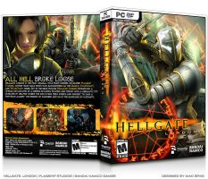 Hellgate: London by Mad Spike by videogameboxarts