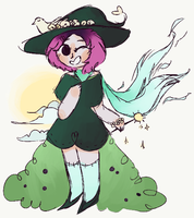 witchy by kyoukonut