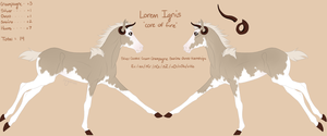 Lorem Ignis Foal Design by Cougar28