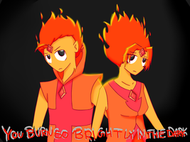 You Burn So Brightly by AskMarshal-Lee