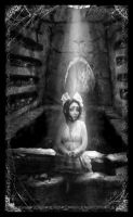 Catacombs-Victorian- BW by asunder