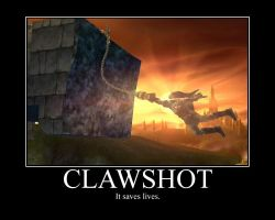 Clawshot by JuniorMafia19
