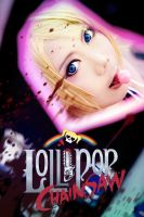 Lollipop Chainsaw Juliet by Inushio