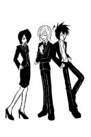 """The Elites """"in style"""" by Mast3rRiku"""