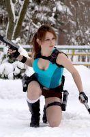 Odani 2013 Lara Croft by LiSaCroft