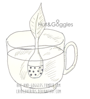 DailyDrawing #44 Infuser by hat-and-goggles