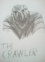 THE CRAWLER by DarkZekrom5