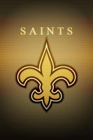 New Orleans Saints Wallpaper by Radio-Rockstar