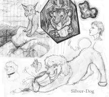 Sketches by silver-dog