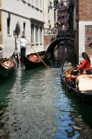 Gondolas by crazymonkey82394