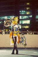 Rin Kagamine - steampunk version by mysterioushand