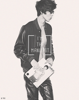 LUHAN  Im the manliest by LuluChopper